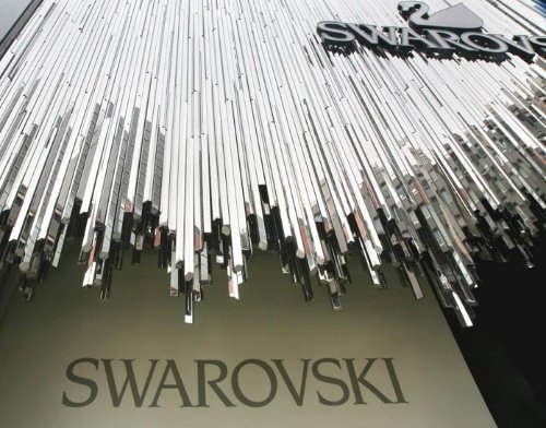 施华洛世奇Swarovski东京旗舰店室内设计