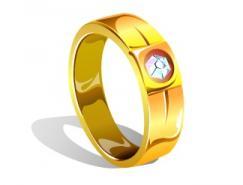 戒指矢量素材