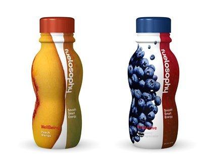 百事fuelosophy果汁饮料包装设计