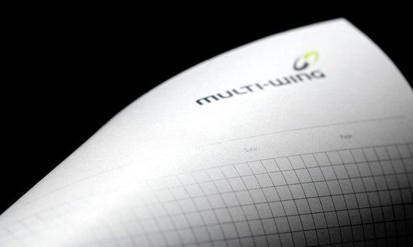 MULTI-WING品牌VI设计