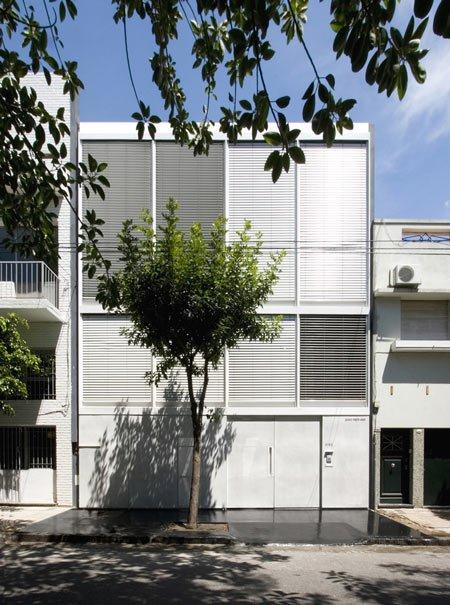 阿根廷设计师Adamo-Faiden公寓设计