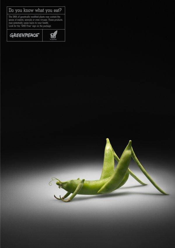 Greenpeace公益广告欣赏