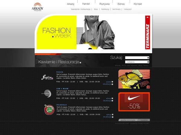 Buczkowski网页设计作品