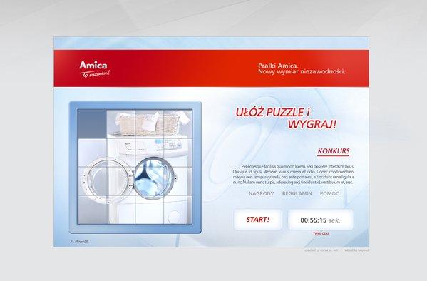 Amica洗衣机网页皇冠新2网