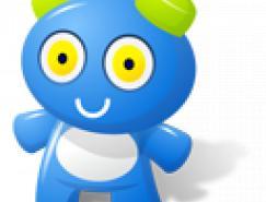 可爱玩偶PNG图标