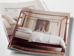 家居品牌RestorationHardware产品目录画册设计