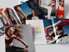 运动品牌NikeWomen产品宣传画册设计