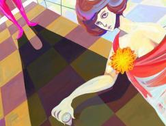 ShuTsumori抽象风格插画欣赏