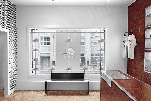 NikeOneDoor鞋商店网页设计
