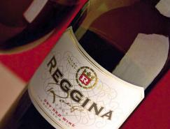 REGGINA酒品牌包装设计