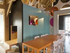 Praq儿童餐馆设计欣赏