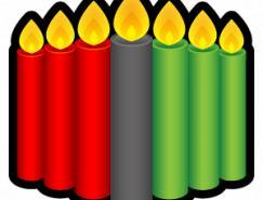 各种蜡烛png图标