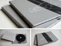ARCANE创意CD封面设计