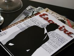 cummins杂志版式设计欣赏