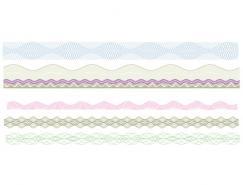 证书花边纹样矢量素材(05)