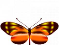 13款蝴蝶PNG图标