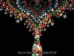 可口可乐(Coca-Cola)艺术海报设计欣赏