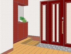室内装饰矢量图(22)