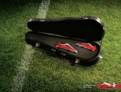 Wilson运动鞋平面广告欣赏