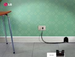 LG迷你音响平面广告欣赏