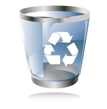 关键字:矢量素材, 垃圾桶, 可回收标志, 回收桶, ai格式