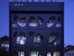建筑设计欣赏:Limes宾馆