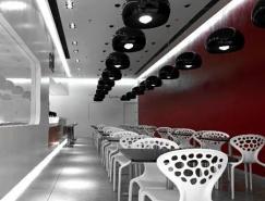 GrillX概念餐厅设计欣赏
