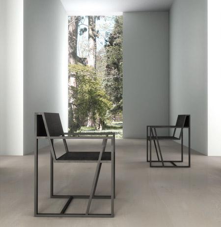 设计师TierneyHaines椅子设计欣赏