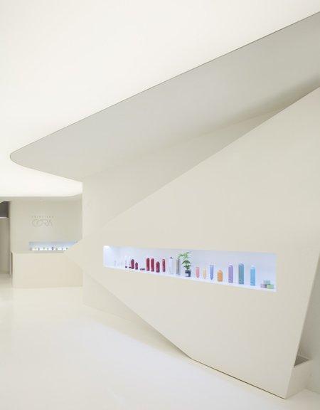 纽约CristianoCora美发沙龙室内设计欣赏