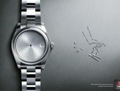 时间就是生命:Prime个人银行广告设计欣赏