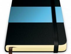 8款笔记本PNG图标512x512