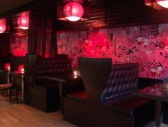 Mamasan酒吧俱乐部室内设计