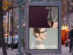 yorkdale購物中心平面廣告欣賞