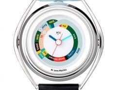 CrispinJones设计的最新MrJones手表