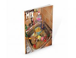 MIX杂志版面设计