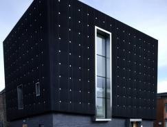 谢菲尔德大学音乐工作室建筑设计欣赏