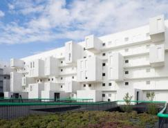 西班牙设计师Dosmasuno公寓楼设计欣赏