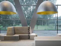 Vivaldi大厦室内设计欣赏