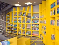 Vagabond书店室内设计