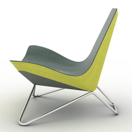 UNStudio首款椅子设计