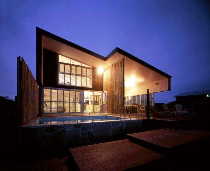 CouranPoint别墅设计欣赏
