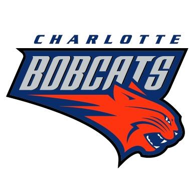 关键字: NBA球队队徽,NBA标志,NBA:夏洛特山猫队徽矢量标志图片