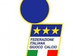 意大利足协标志矢量图