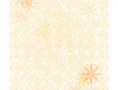 韩国花纹底纹矢量素材(07)