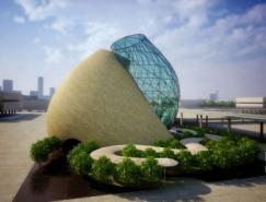 上海世博会以色列展馆设计方案揭晓
