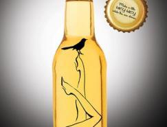 MockingBird啤酒瓶包裝設計