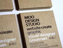 25张国外创意商业名片设计