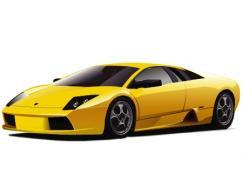 Lamborghini兰博基尼跑车矢量素材