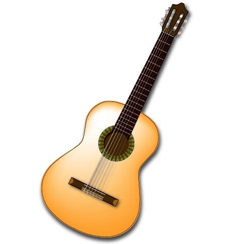 关键字:吉他, 矢量素材