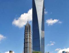"""上海环球金融中心获得""""最佳高层建筑奖"""""""